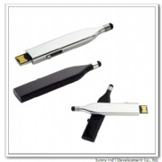 USB Flash Disk with Stylus Torch(UF1011)